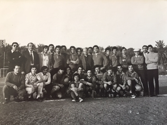 Misterbianco Rugby 8/11/1970